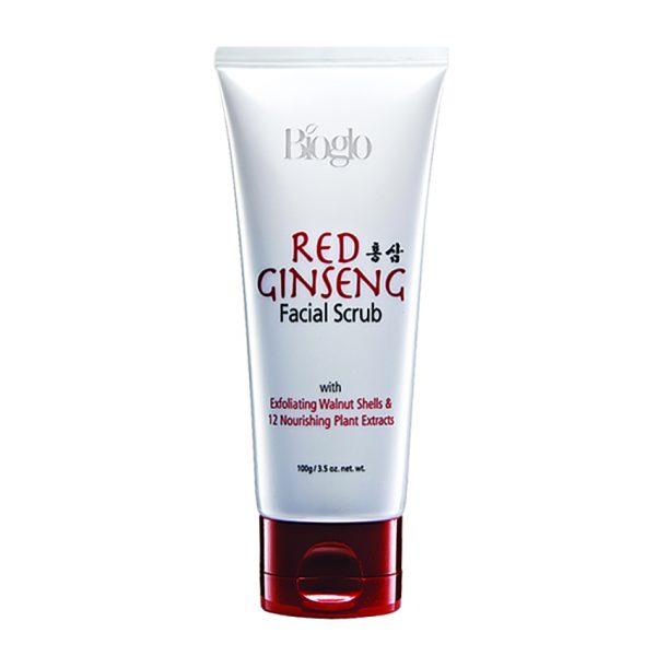 Bioglo Red Ginseng Body Scrub
