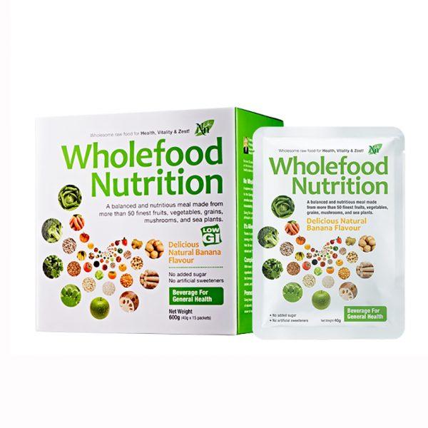Nn Wholefood Nutrition – General Health