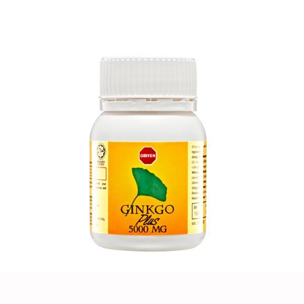 Oriyen Ginkgo Plus