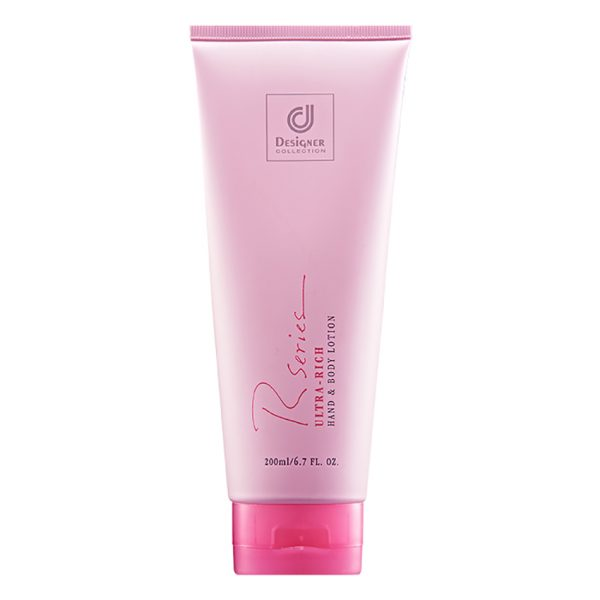 Designer Collection R Series Ultra-Rich Hand & Body Lotion