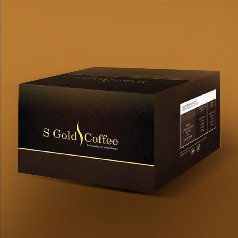 S Gold Slimming Coffee I Beauty Today