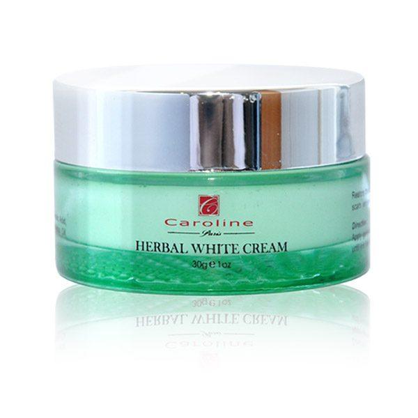 Caroline Herbal White Cream
