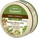 Green Pharmacy Sugar & Salt Scrub Argan Oil And Figs
