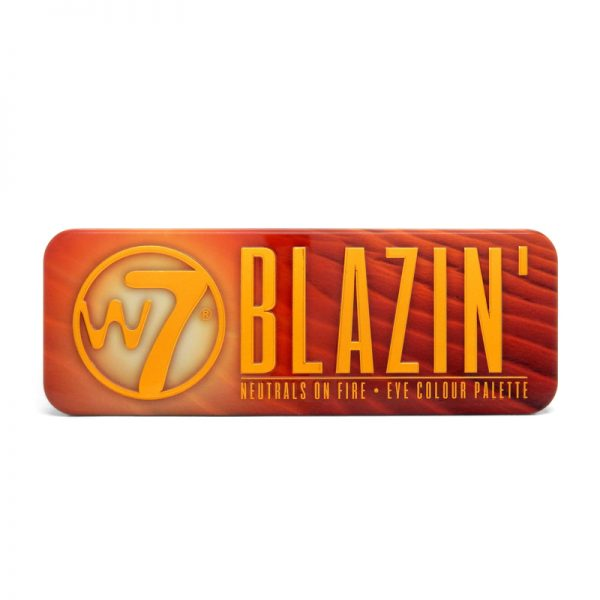 W7 Blazin' Eye Colour Palette