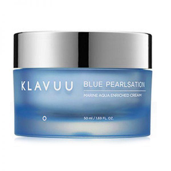 KLAVUU Blue Pearlsation Marine Aqua Enriched Cream
