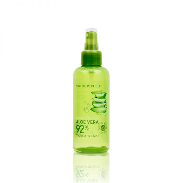 NATURE REPUBLIC Aloe Vera 92% Soothing Mist