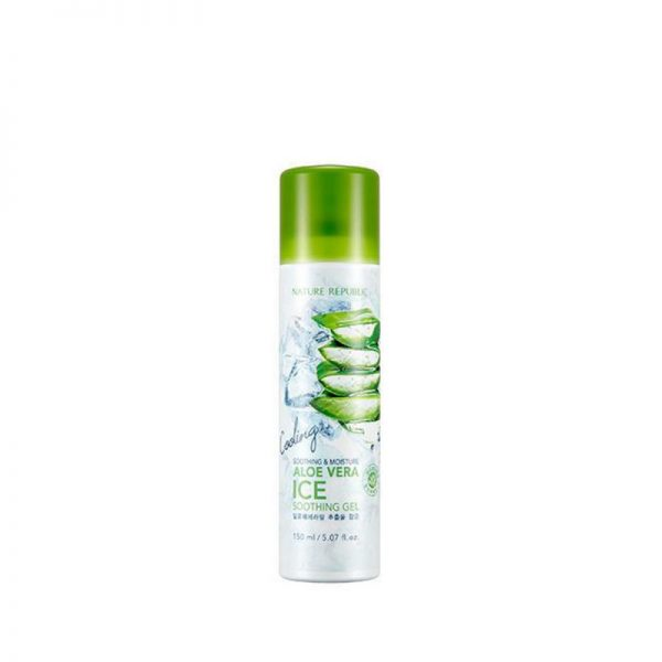 NATURE REPUBLIC Soothing & Moisture Aloe Vera Ice Soothing Gel