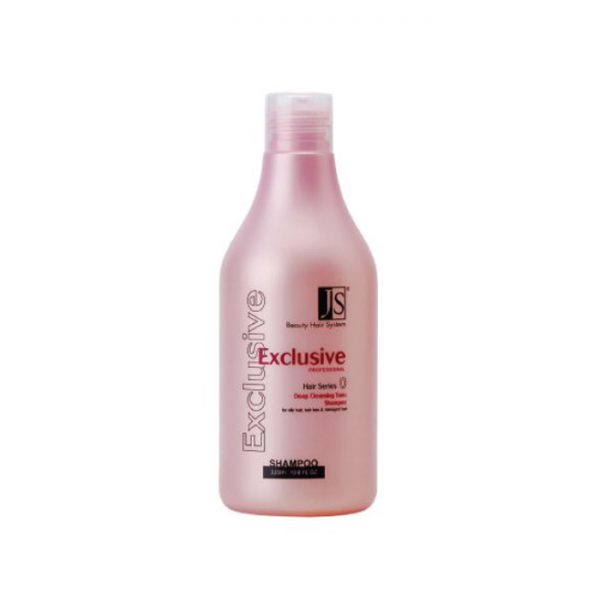 JS Exclusive Deep Cleansing Tonic Shampoo 320ml