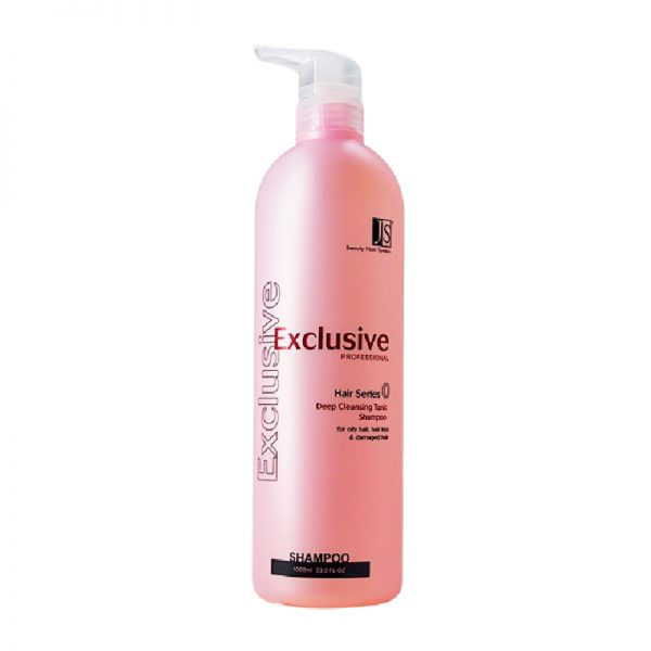 JS Exclusive Deep Cleansing Tonic Shampoo